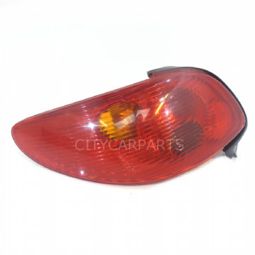 PEUGEOT 206CC 1998 TO 2009 CC/CONVERTIBLE PASSENGER SIDE REAR TAIL LIGHT LAMP